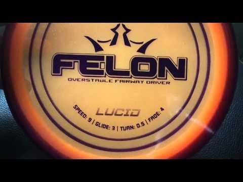 Dynamic Discs Felon Overstable Driver Disc Golf Disc Review: Disc Golf Nerd