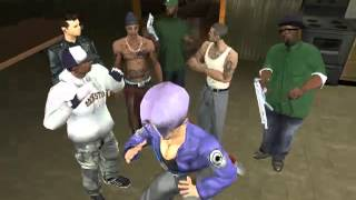 GTA San Andreas Loquendo - La Fiesta de CJ (Parte 2 y final)