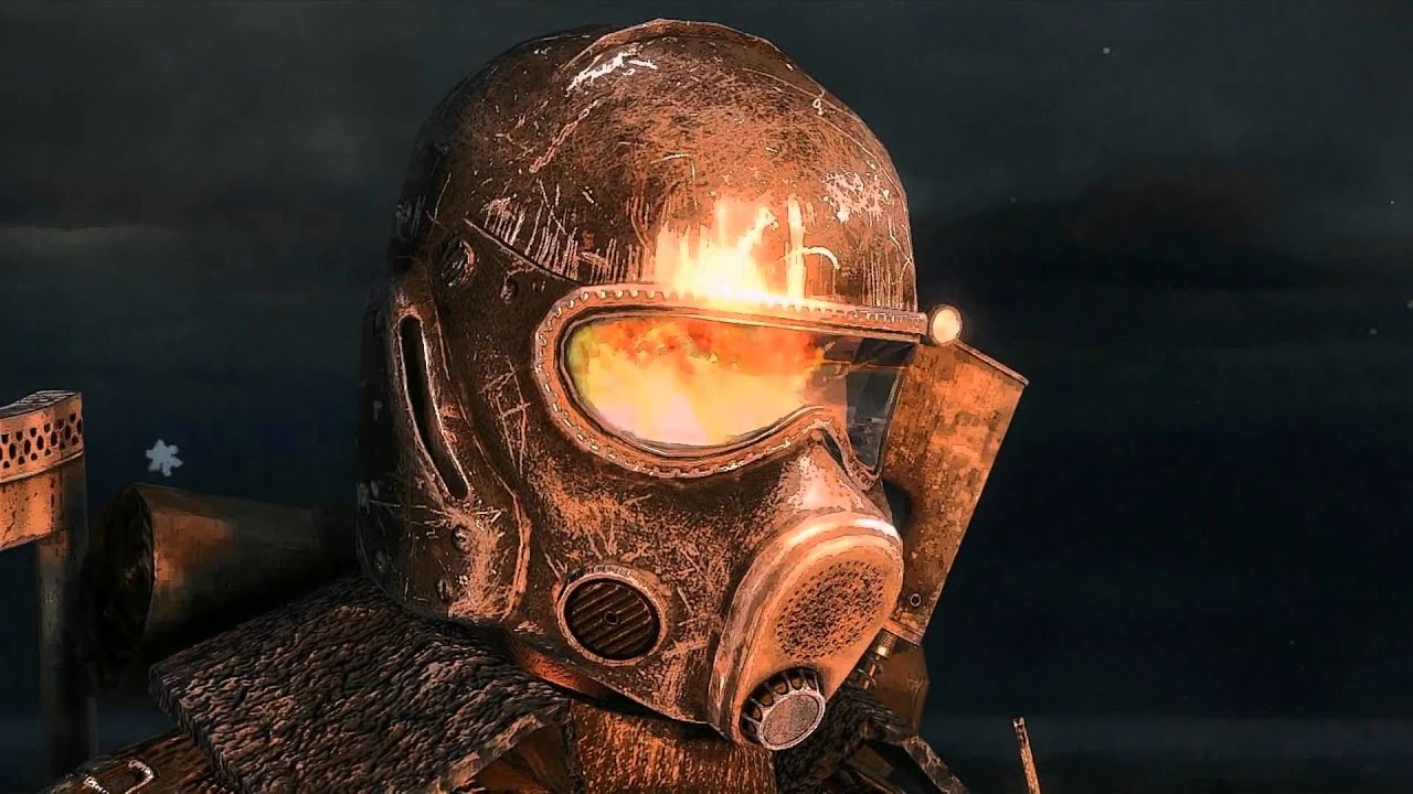 Metro Redux – Official Announcement Gameplay Trailer