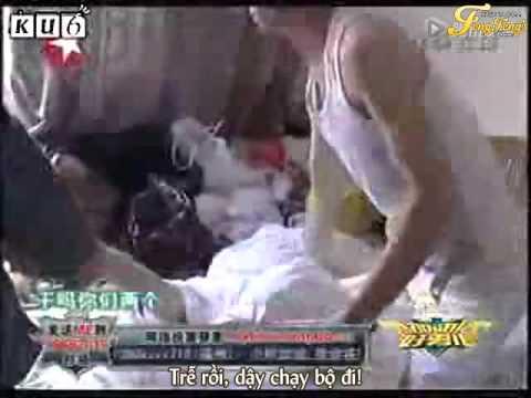 [Vietsub Hảo nam nhi] Phong Phong và trận chiến trên giường