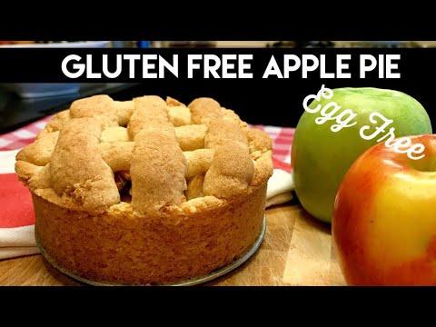 Gluten Free And Egg Free Apple Pie Recipe