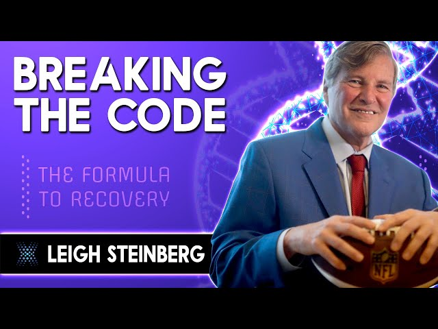 Breaking The Code - SHOW ME THE STEM CELLS! With Leigh Steinberg