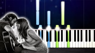 Lady Gaga Bradley Cooper Shallow A Star Is Born - Piano Tutorial by PlutaX.mp3