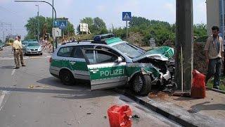 150 PS Polizei crasht im Kampf gegen Raser / Audi RS3 8V Abspann