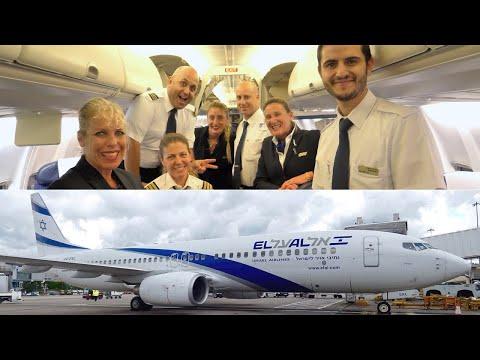 EL AL Inaugural Flight From Manchester To Tel Aviv - Ramp Tour, Celebration Event \u0026 Onboard Service