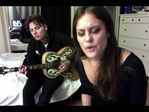 Amy of The Brave Ones singing Sweet Lorraine (Patty Griffin)
