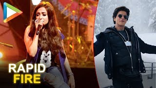 "Shah Rukh Khan has the most incredible and magnetic personality"": Monali Thakur 