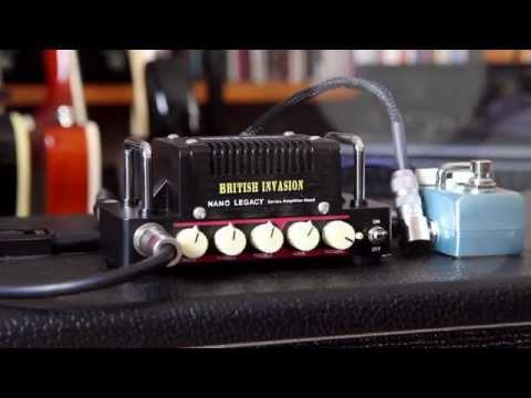 Hotone: BRITISH INVASION 5W Class AB Amplifier