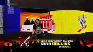 WWE 2K15 PC | Seth Rollins | Custom Titantron/Music/Attire