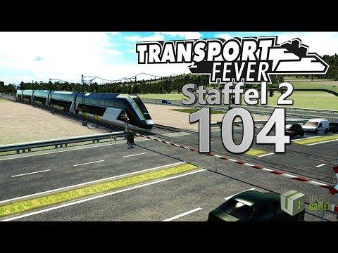 Stottern 🚆 ► [S2 104] ► Let's Play Transport Fever German