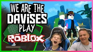 Son Out Does Father | Roblox Treasure Hunt Simulator EP-66 | We Are The Davises Gaming