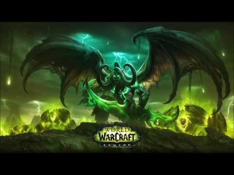 Legion Music - Kingdoms Will Burn (Log In Screen Music)
