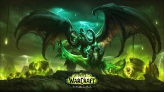 Legion Music - Kingdoms Will Burn (Log In Screen Music)