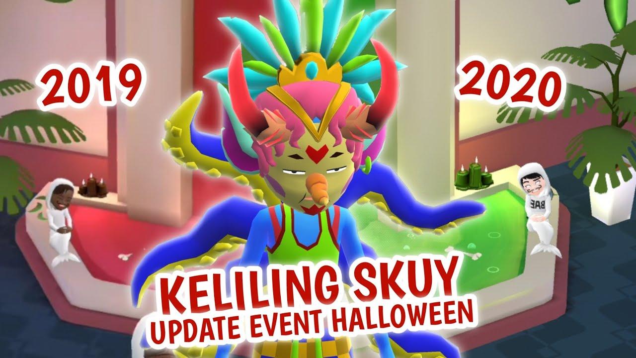 KELILING SKUY event Halloween 2020~ Anzay mantep... | Hotel Hideaway