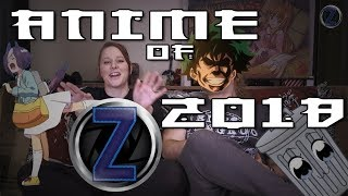 OmniZion's 2018 Anime Year-End-Review!