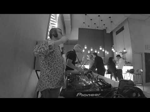 "Dj Sandr & SynthEticsax - Live From Loft ""Vitrina""  Saxophones"