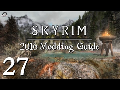 2016 Skyrim Modding Guide Ep.27 - Soundtrack / Music Mods or Not.