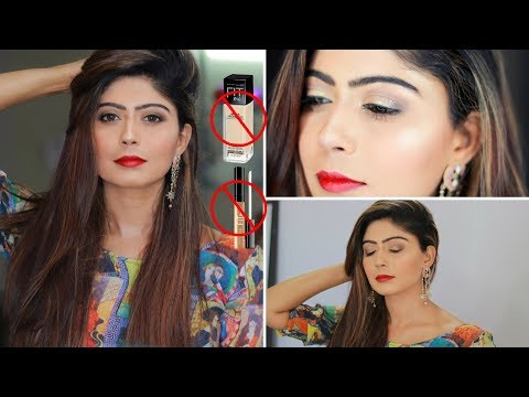 No-Foundation, No-Concealer - Easy Makeup Tutorial | Summer Makeup Look | Rinkal Soni