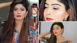 No-Foundation, No-Concealer - Easy Makeup Tutorial | Summer Makeup Look | Rinkal Soni