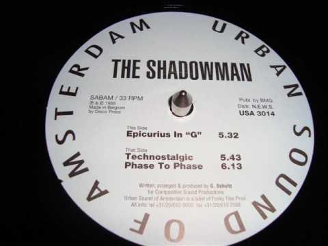 The Shadowman - Technostalgic