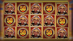 Ruby Link: Cleopatra's Empire - Jackpot Party Casino Slots