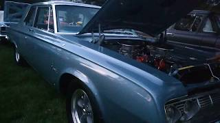1964 Plymouth Belvedere 426 Max Wedge at Lindon Days Utah 2017 Car Show