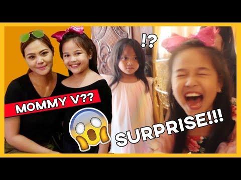 SI MOMMY V NASA CORPS D'ELITE TV! | SURPRISE! | PART 1