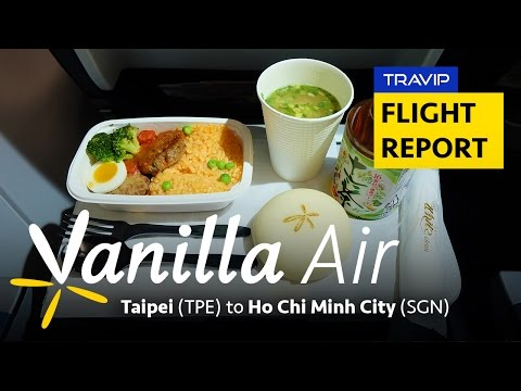 Flight report: Vanilla Air from Taoyuan Taipei to Ho Chi Minh City