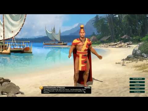 Civ 5 Spain ep6 NORTHERN ISLAND DISCOVERED