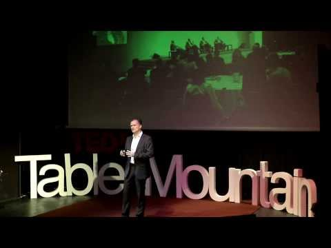 Investing as if the future matters: Graham Sinclair at TEDxTableMountain