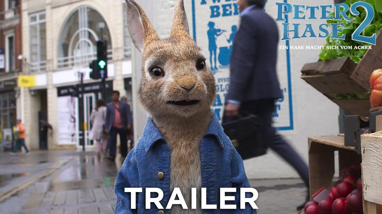 Peter Hase 2 - Trailer J - Ab 1.7.21 im Kino!