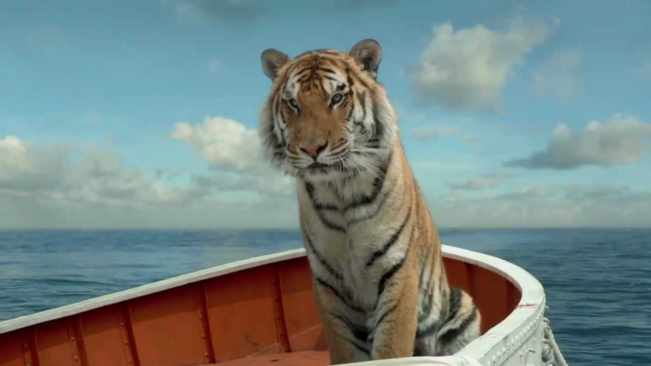 life of pi featurette richard parker youtube