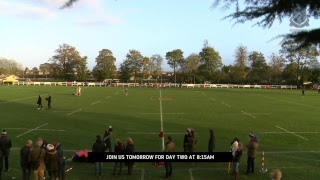 Live: st joseph's college national schools rugby festival 2017 - pitch 1, day 1