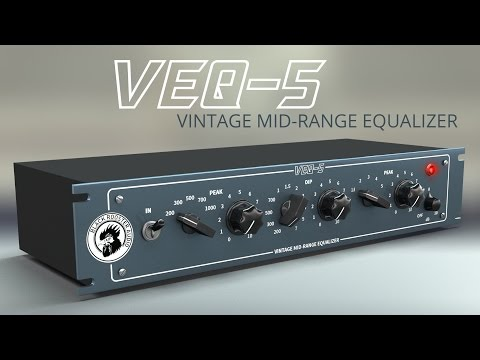 Black Rooster Audio // VEQ-5 Introduction