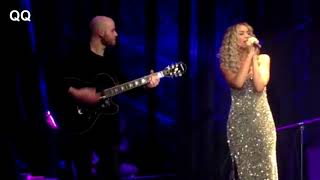 Leona Lewis - How I love you + Bleeding love and more (Glock Horse Performance Center) 2018