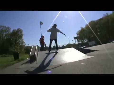 The Official Old Mountain Field Skatepark Edit (2008) (Full Length)