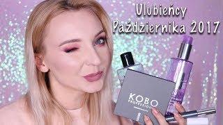 ✦ Ulubieńcy Października 2017   KOBO   Clinique   GlamShop   NYX Cosmetics  ✦