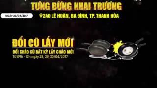 Khai trương siêu thị điện máy Pico Thanh Hóa