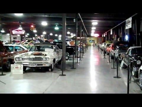 Floyd Garrett Muscle Car Museum