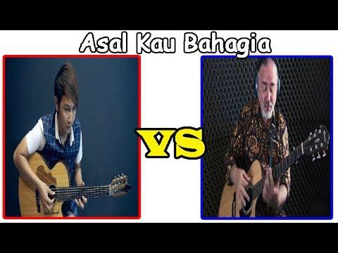 ARMADA-Asal Kau Bahagia-Nathan Fingerstyle VS Igor Presnyakov Fingerstyle-Guitar Cover