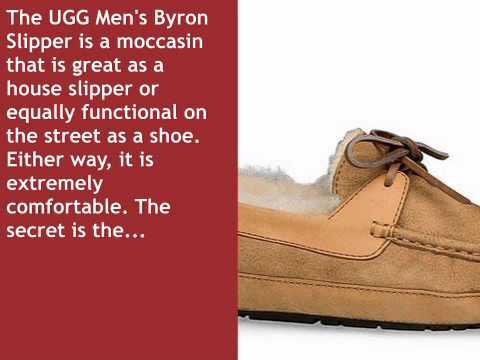 c441965c395 UGG Men's Byron Slipper - whatshebuys.com
