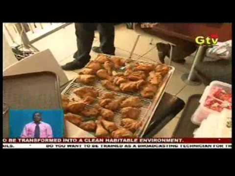 KFC In Ghana