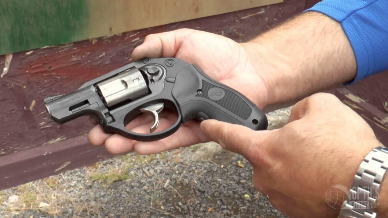 Crimson Trace Lg 415g Lasergrip For Ruger Lcr Lcrx