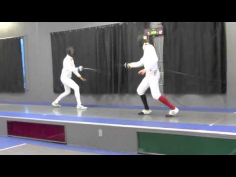 SAS Open Epee Comes R v Phillips L; partial