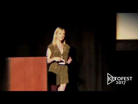 Megan Ramos at Ketofest 2017 - The IDM Protocol