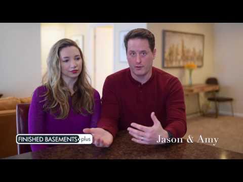 Basement Finishing Waterford, MI | Jason & Amy Testimonial
