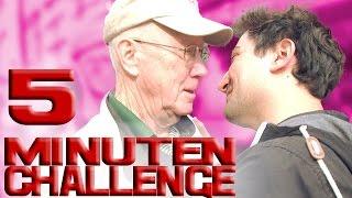 EKLIG! Fremde Menschen Küssen! - 5 Minuten Challenge