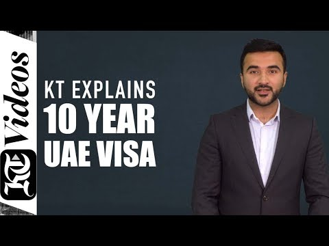 Do you qualify for the long term UAE residency visas?