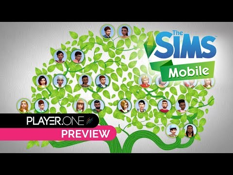 Sims Mobile Gameplay Preview: Create-A-Sim, Careers, Parties & More