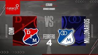 EN VIVO | Fenómeno del fútbol: Medellín vs. Millonarios - Liga BetPlay